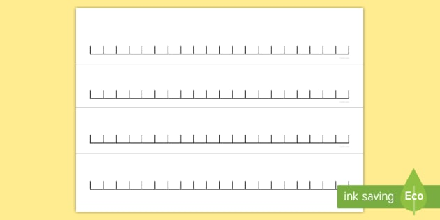 Blank number line clipart 0-20 svg free download Blank 0 to 20 Number Line - Maths, Numeracy, Counting, Place Value ... svg free download
