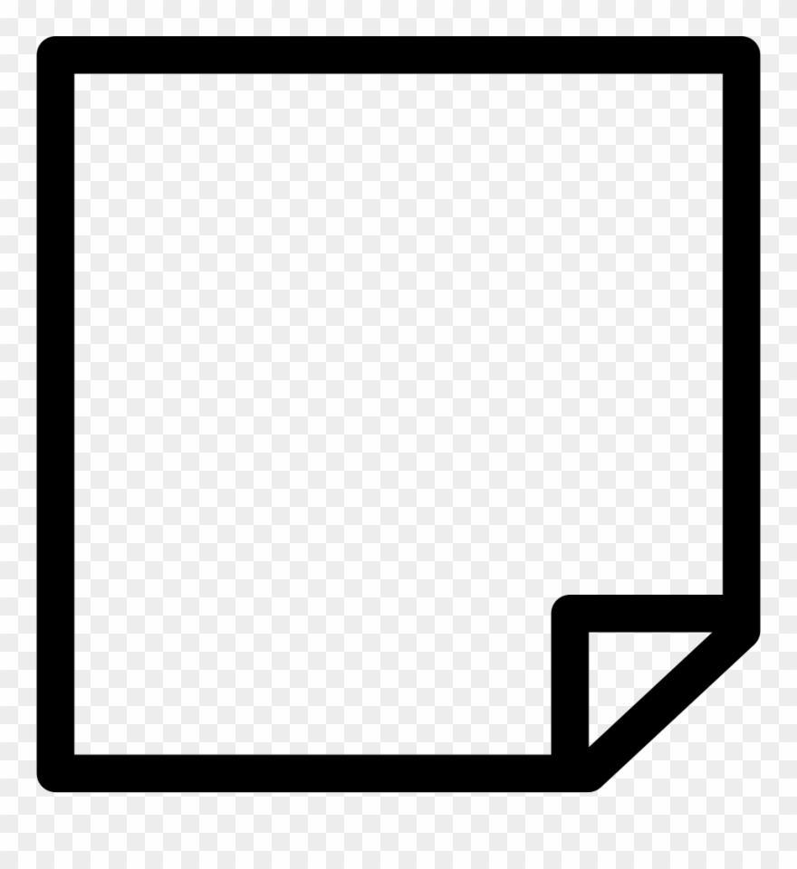 Blank paper clipart royalty free stock Note Blank Paper With Clipart (#2302332) - PinClipart royalty free stock