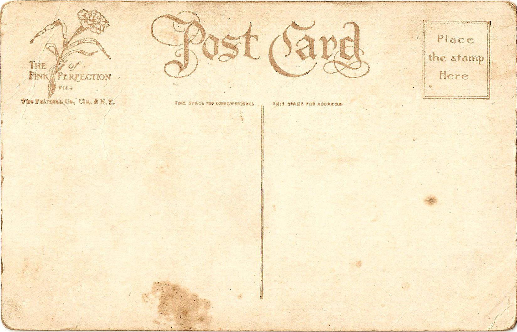Postcard clipart free svg stock Vintage postcard clipart PNG and cliparts for Free Download ... svg stock