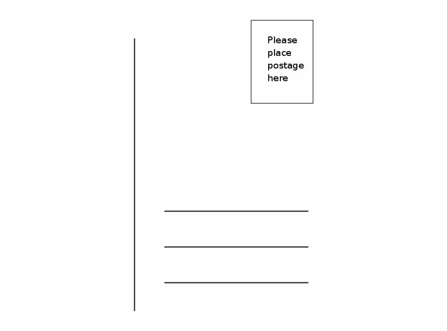 Blank postcard clipart jpg royalty free download Blank Postcard Png - Paper Free PNG Images & Clipart Download ... jpg royalty free download