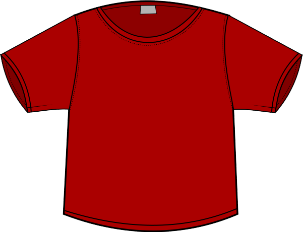 Blank red t shirt clipart graphic free library Free Tshirt Cliparts, Download Free Clip Art, Free Clip Art on ... graphic free library
