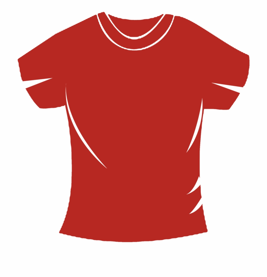 Blank red t shirt clipart graphic free download Blank T Shirts Png - Active Shirt Free PNG Images & Clipart Download ... graphic free download