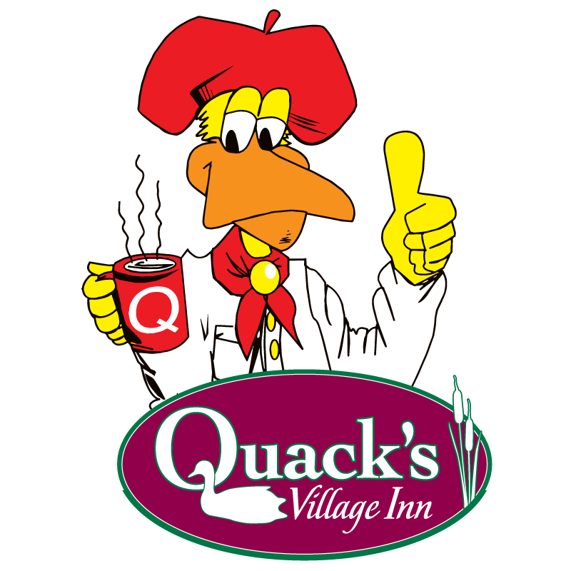 Blank rewards program logo clipart download Frequent Diner Rewards Program   Quack\'s Village Inn download