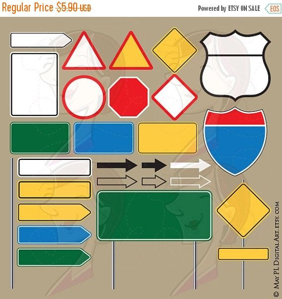 Blank road sign arrow clipart clipart stock Pin by Aimee Dawn on Children\'s Bedroom Ideas | Street signs ... clipart stock