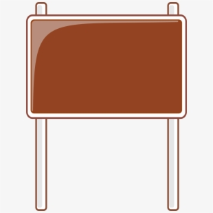 Blank sign free clipart picture transparent Blank Road Sign Png - Street Sign Clipart Png #313633 - Free ... picture transparent