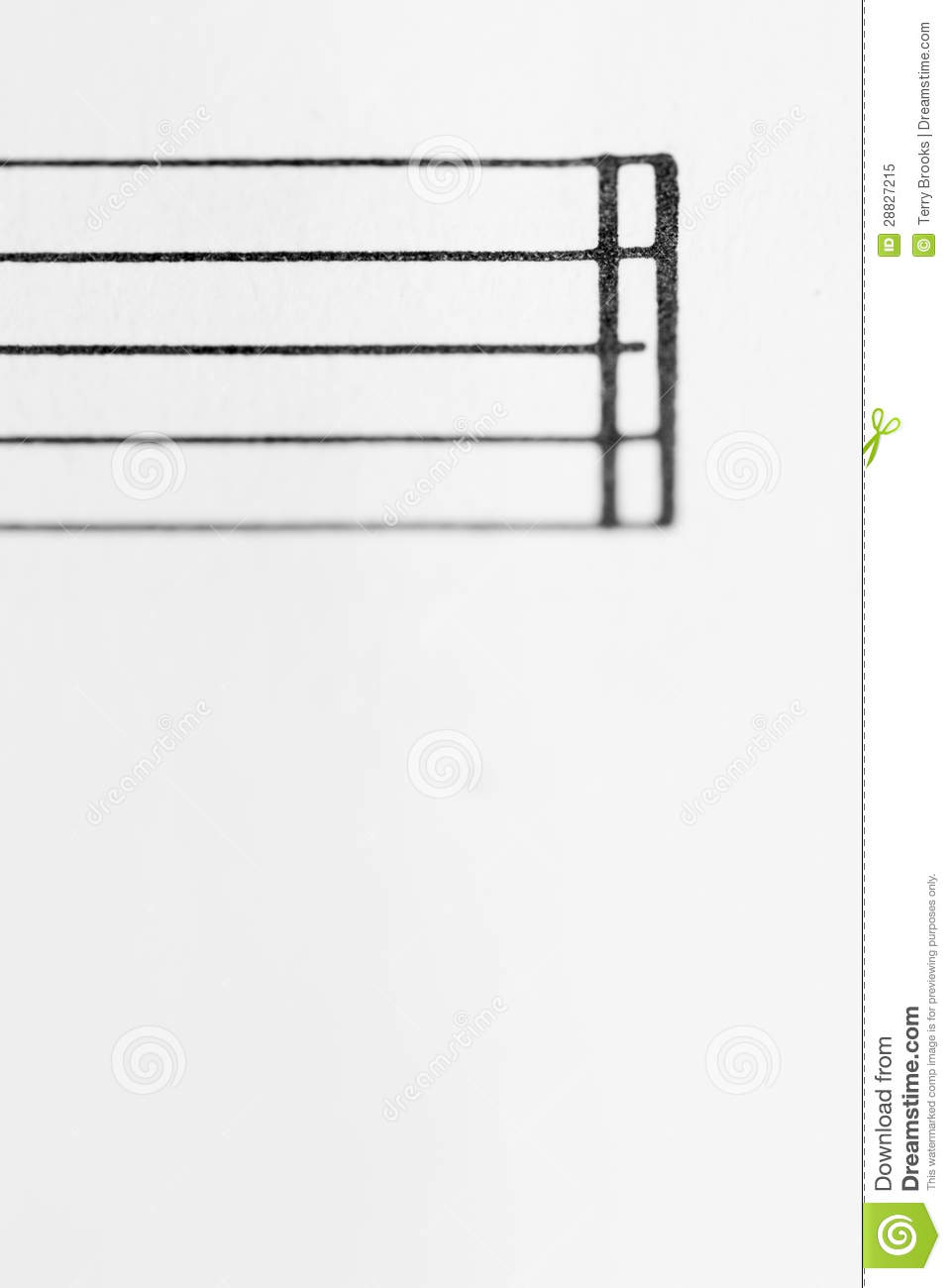Blank sheet music clipart picture transparent download Blank Sheet Music Clipart - Clipart Kid picture transparent download