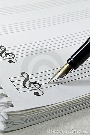 Blank sheet music clipart jpg library stock Blank Sheet Music Clipart - Clipart Kid jpg library stock