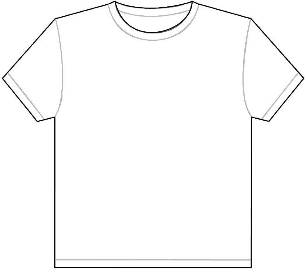 Blank shirt clipart png transparent T-shirt blank shirt clipart kid - Cliparting.com png transparent