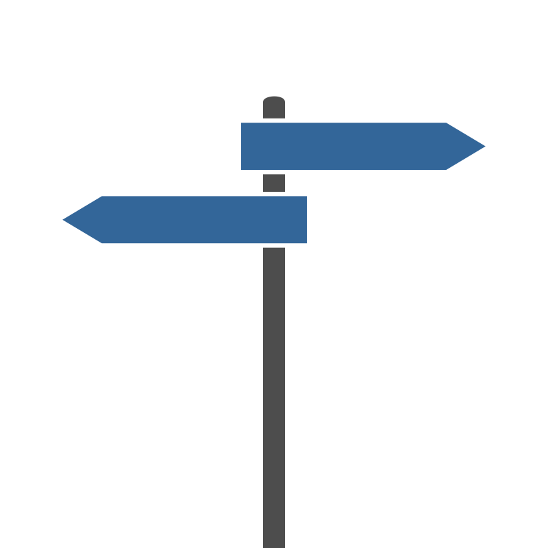 Blank street signs on pole png free clipart vector png library library Free Street Sign Images, Download Free Clip Art, Free Clip Art on ... png library library