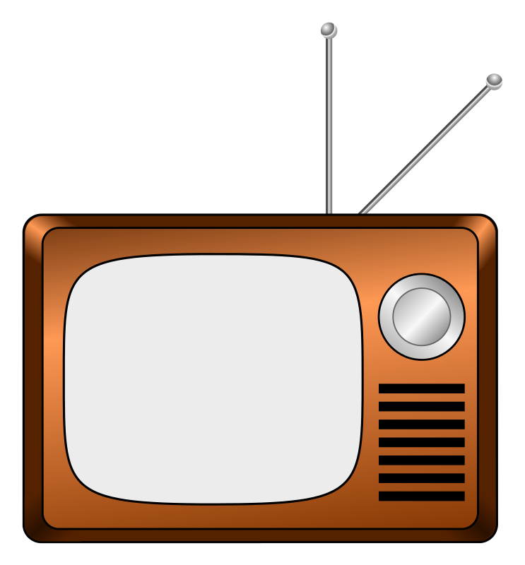 Vintage box tv clipart png free library Tv Screen Cartoon | Free download best Tv Screen Cartoon on ... png free library