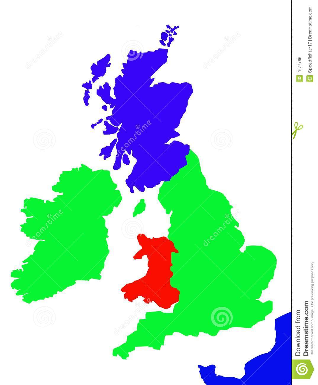 Blank united kingdom clipart map clip art freeuse library Outline Map Of United Kingdom Royalty Free Stock Image - Image ... clip art freeuse library