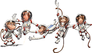 Bible blast off clipart graphic royalty free library Blast Off VBS Monkeys - Explore more now! Discounts and Free ... graphic royalty free library