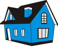 Blaues haus clipart graphic royalty free library Blaues haus clipart - ClipartFest graphic royalty free library