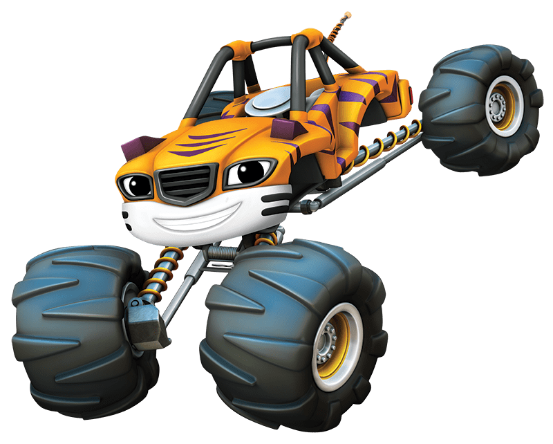 Blaze and monster machines clipart picture transparent Blaze and the Monster Machines Stripes transparent PNG - StickPNG picture transparent