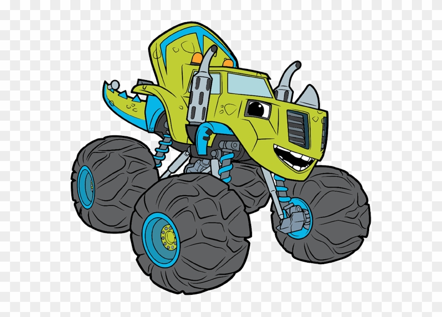 Blaze and monster machines clipart graphic freeuse download Blaze And The Monster Machines Clip Art Cartoon - Blaze And The ... graphic freeuse download