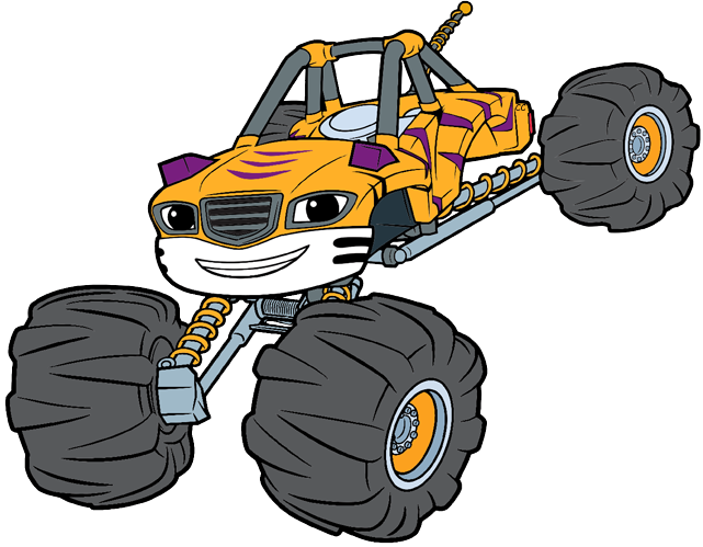Blaze and monster machines clipart png royalty free download Blaze and the Monster Machines Clip Art | Cartoon Clip Art png royalty free download