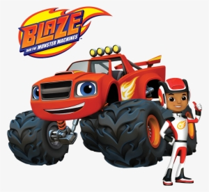 Blaze and monster machines clipart picture black and white download Blaze And The Monster Machines PNG & Download Transparent Blaze And ... picture black and white download