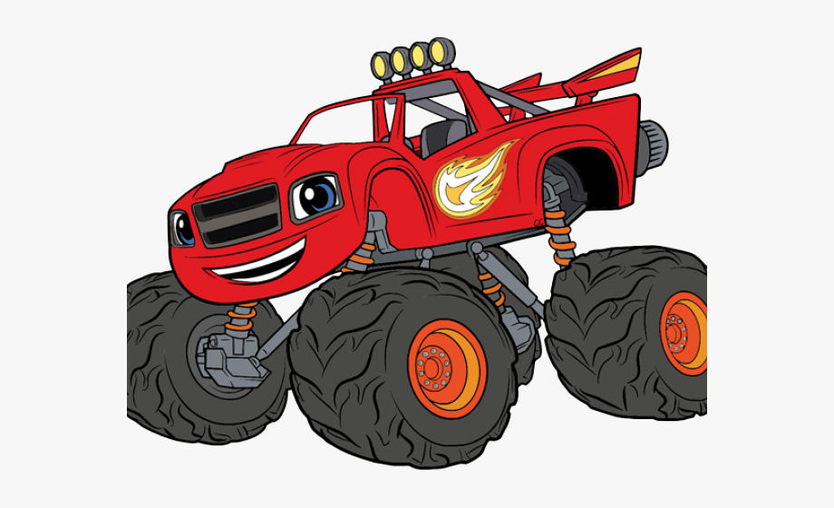 Blaze clipart picture free Blaze And The Monster Machines Clipart #673591 - Free Cliparts on ... picture free
