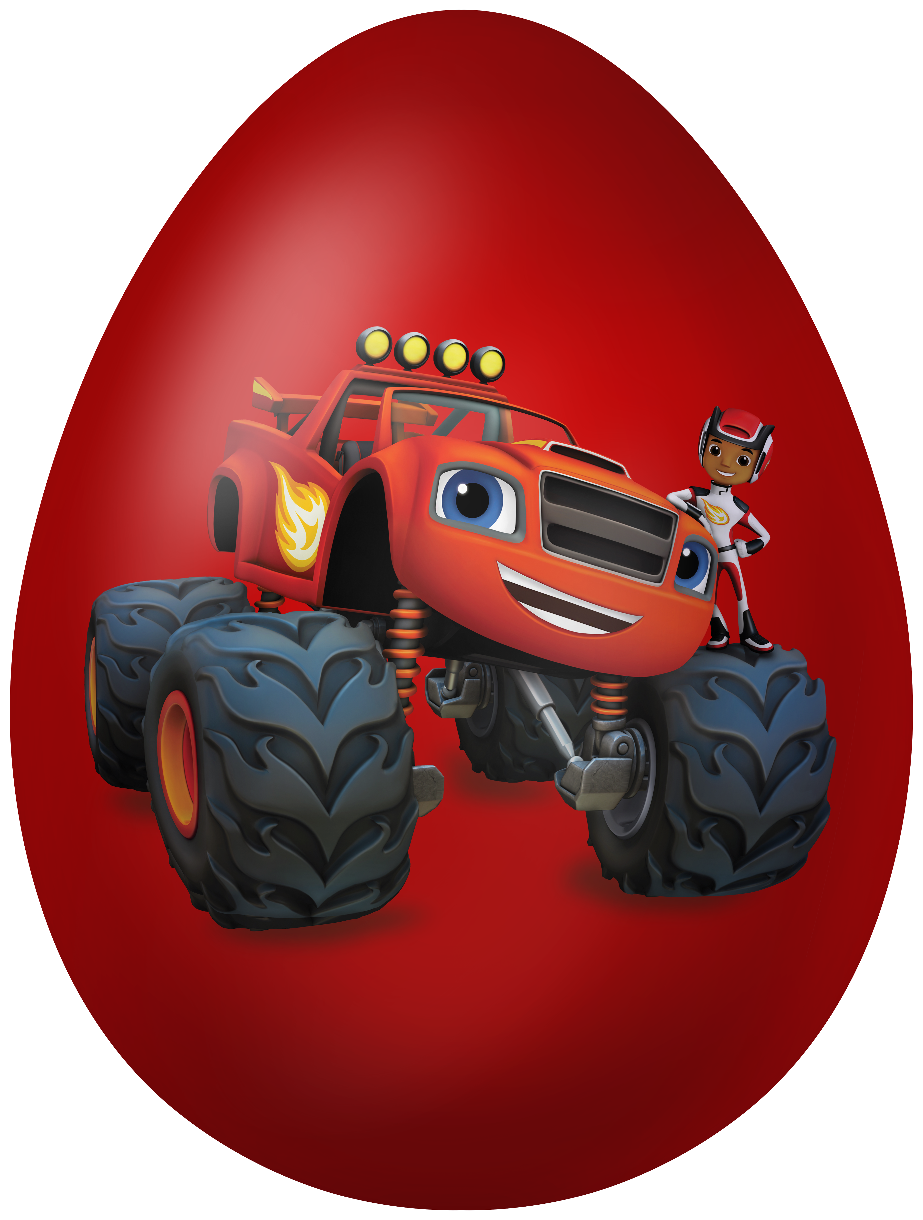 Blaze clipart svg library library Blaze and the Monster Machines Easter Egg Clipart Image | Gallery ... svg library library