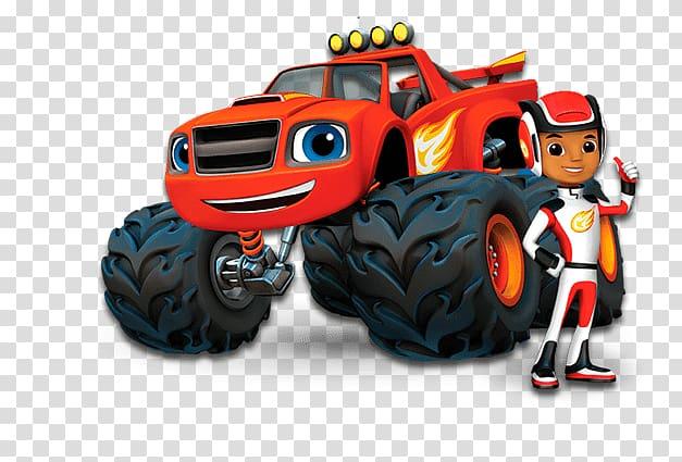 Blaze monster truck clipart banner free Red firetruck illustration, Frosting & Icing Cupcake Darington ... banner free