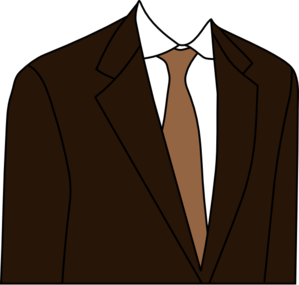 Blazer coat clipart clip art black and white stock Free Men\'s Jacket Cliparts, Download Free Clip Art, Free Clip Art on ... clip art black and white stock