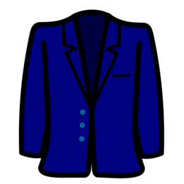 Blazer coat clipart clip royalty free download Sport Coat clipart - About 98 free commercial & noncommercial ... clip royalty free download