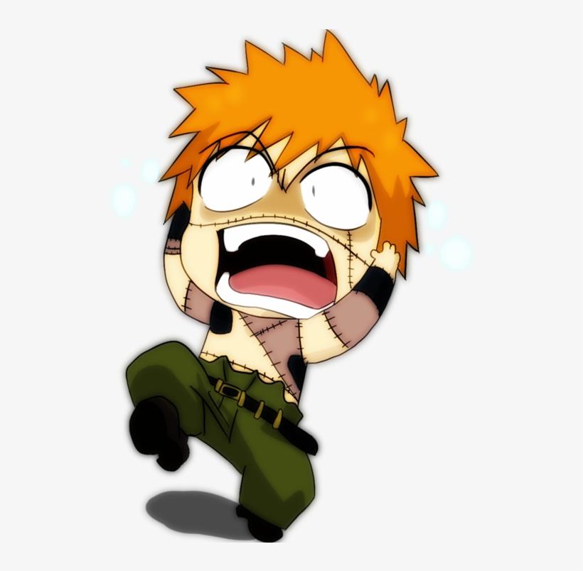 Bleach anime clipart jpg free download Anime Clipart Bleach - Ichigo Frankenstein Transparent PNG - 600x723 ... jpg free download