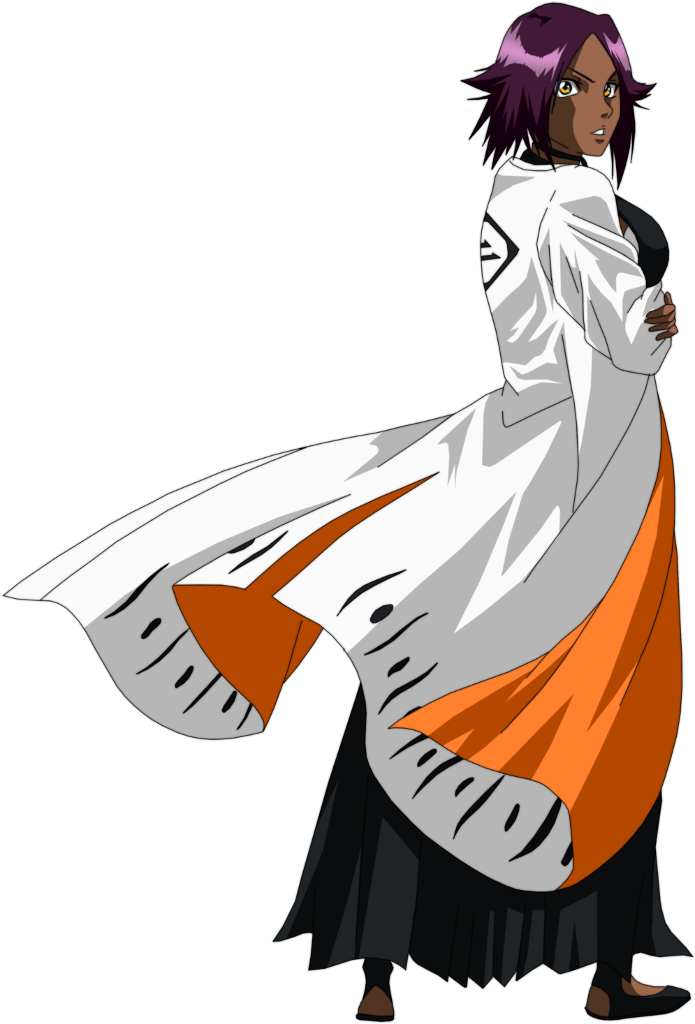 Bleach anime clipart picture transparent download Credit To Esteban Black Anime Characters, Bleach Characters ... picture transparent download