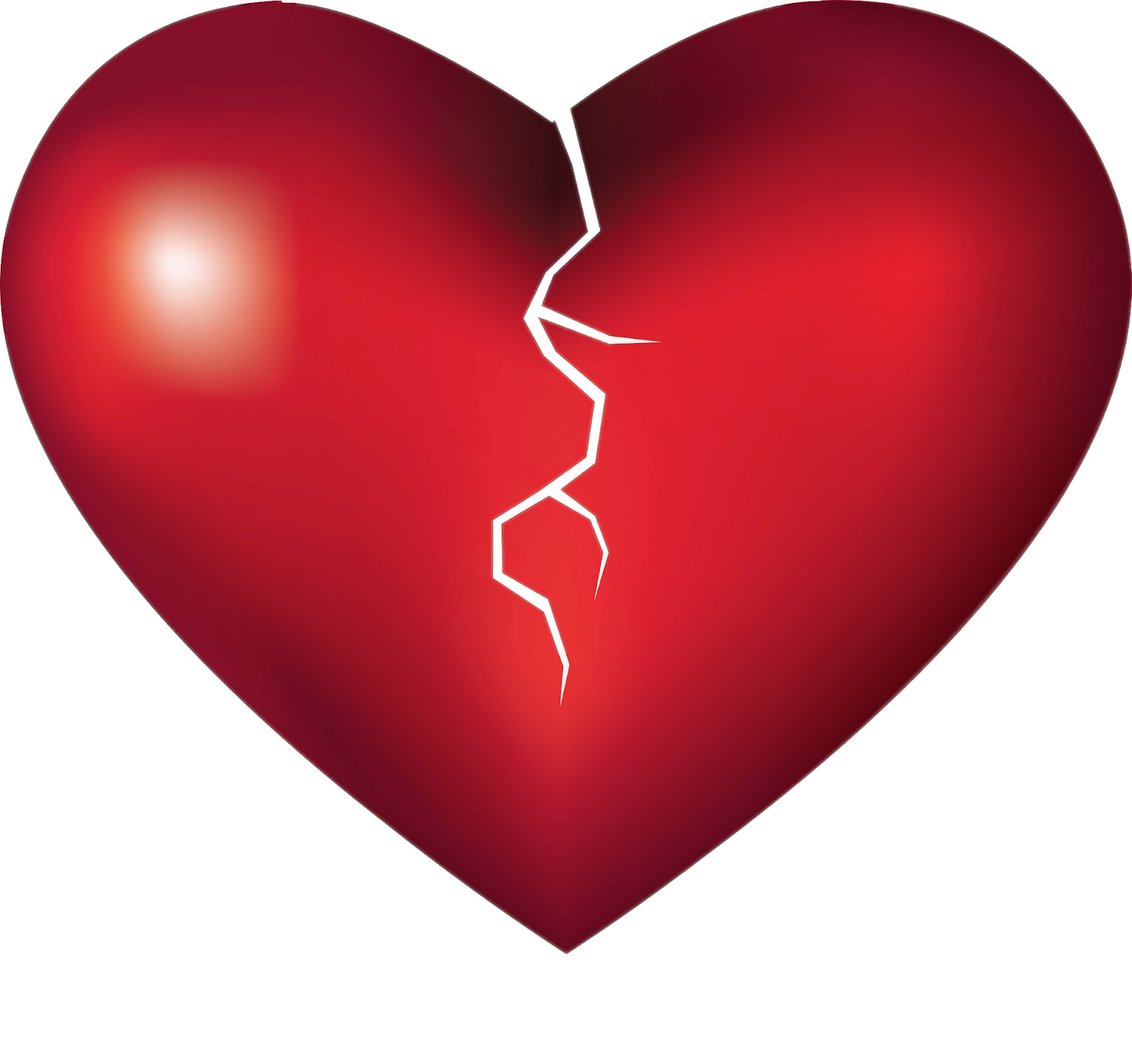 Money heart breaking clipart clip black and white download Breaking Heart transparent PNG - StickPNG clip black and white download