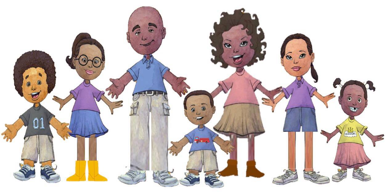 Blended family clipart free download Blended Family – ReadingWithYourKids.com free download