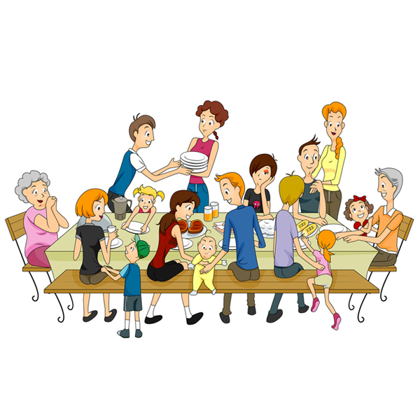 Blended family clipart picture transparent Saying \