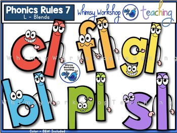 Blends clipart royalty free stock Clipart-l Blends Worksheets & Teaching Resources | TpT royalty free stock