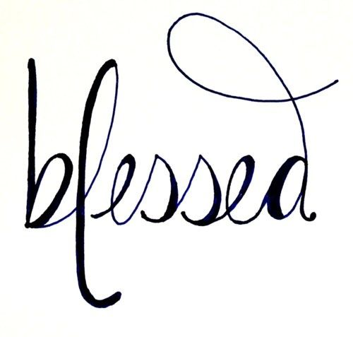 Blessed beyond measure clipart banner transparent stock I am blessed beyond measure. | {Ain\'t that the truth!} | Blessed ... banner transparent stock