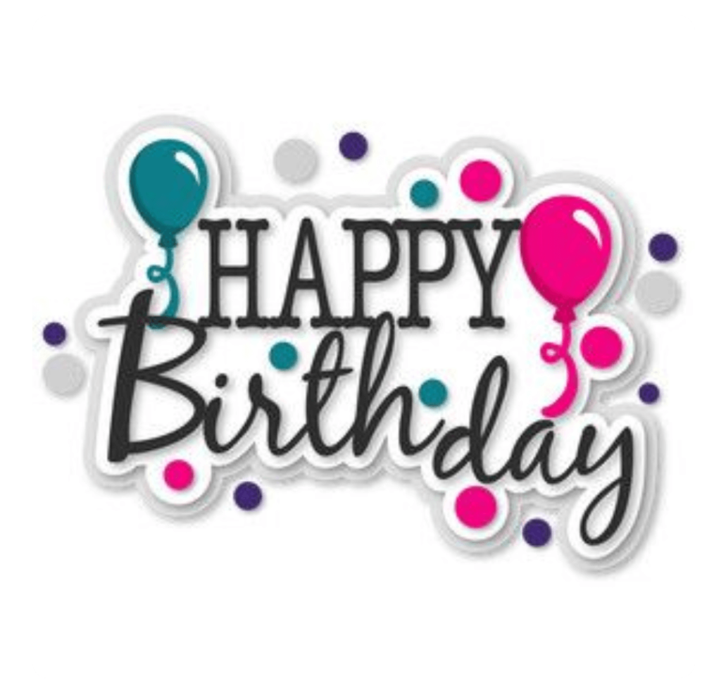 Blessed birthday clipart svg free download Happy Birthday Wishes With Cake Clipart svg free download