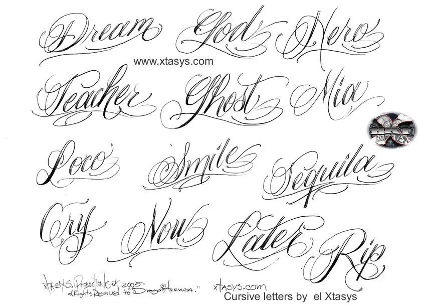 Blessed cursive tattoo clipart black and white clip art royalty free cursive tattoo lettering style   Tattoo Designs Ideas   tattoo ideas ... clip art royalty free