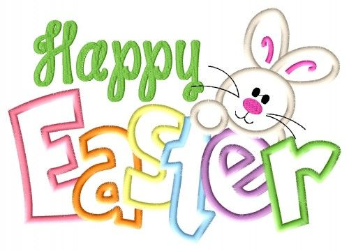 Free clipart happy easter