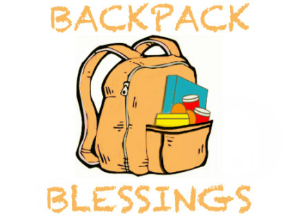 Blessing of backpack clipart freeuse stock Backpack blessing clipart » Clipart Station freeuse stock