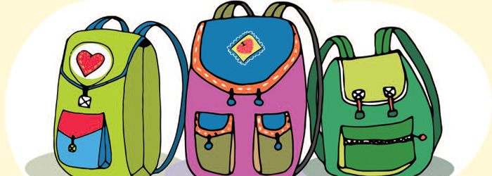 Blessing of backpack clipart image library library Backpack blessing clipart 6 » Clipart Station image library library