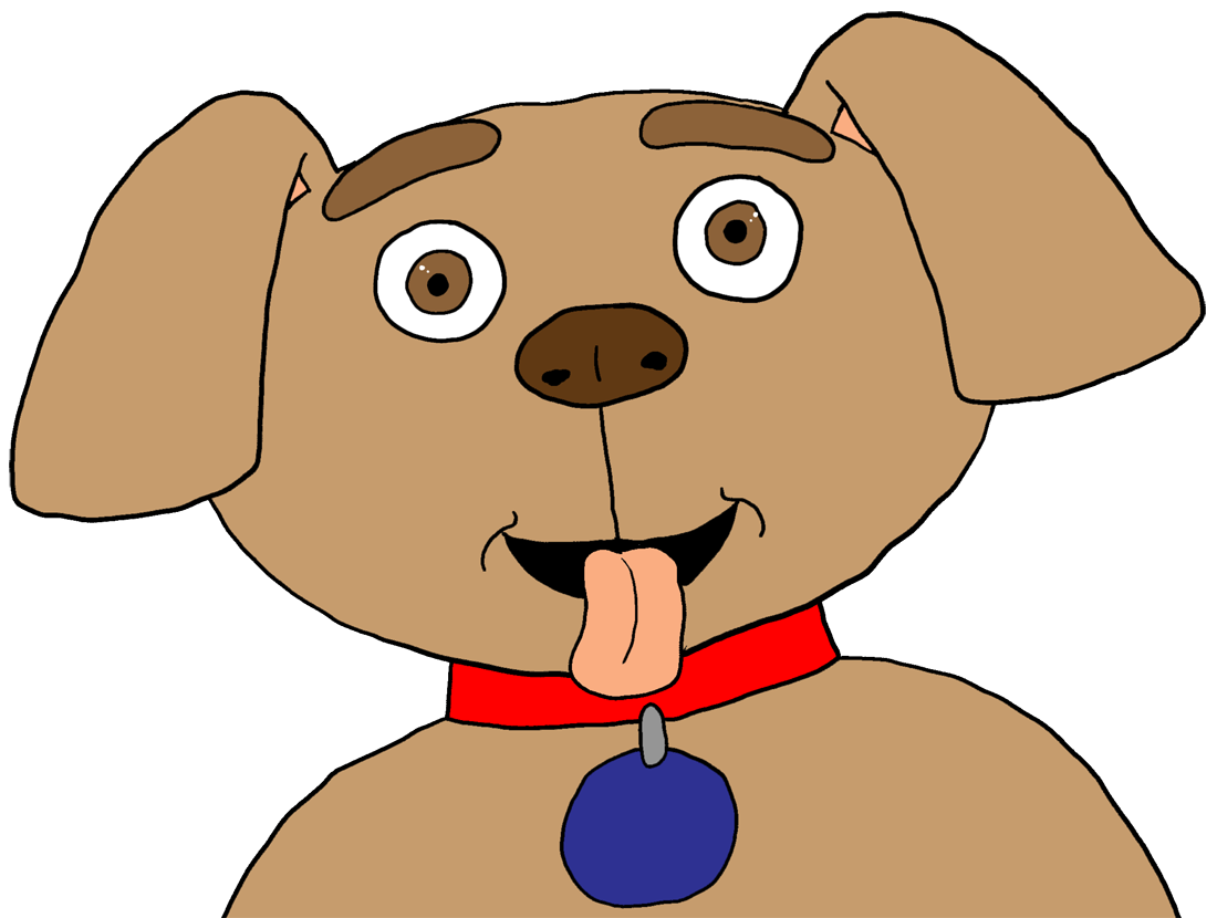 Labrador drawing at getdrawings. Dog sitting down clipart