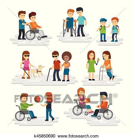 Blind people clipart picture black and white stock Helping blind people clipart 3 » Clipart Portal picture black and white stock