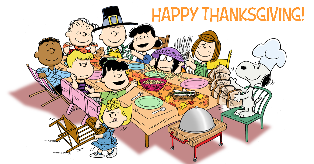 Blingee thanksgiving clipart clip art royalty free Peanuts by Charles M. Schulz: The Official Website | Peanuts ... clip art royalty free