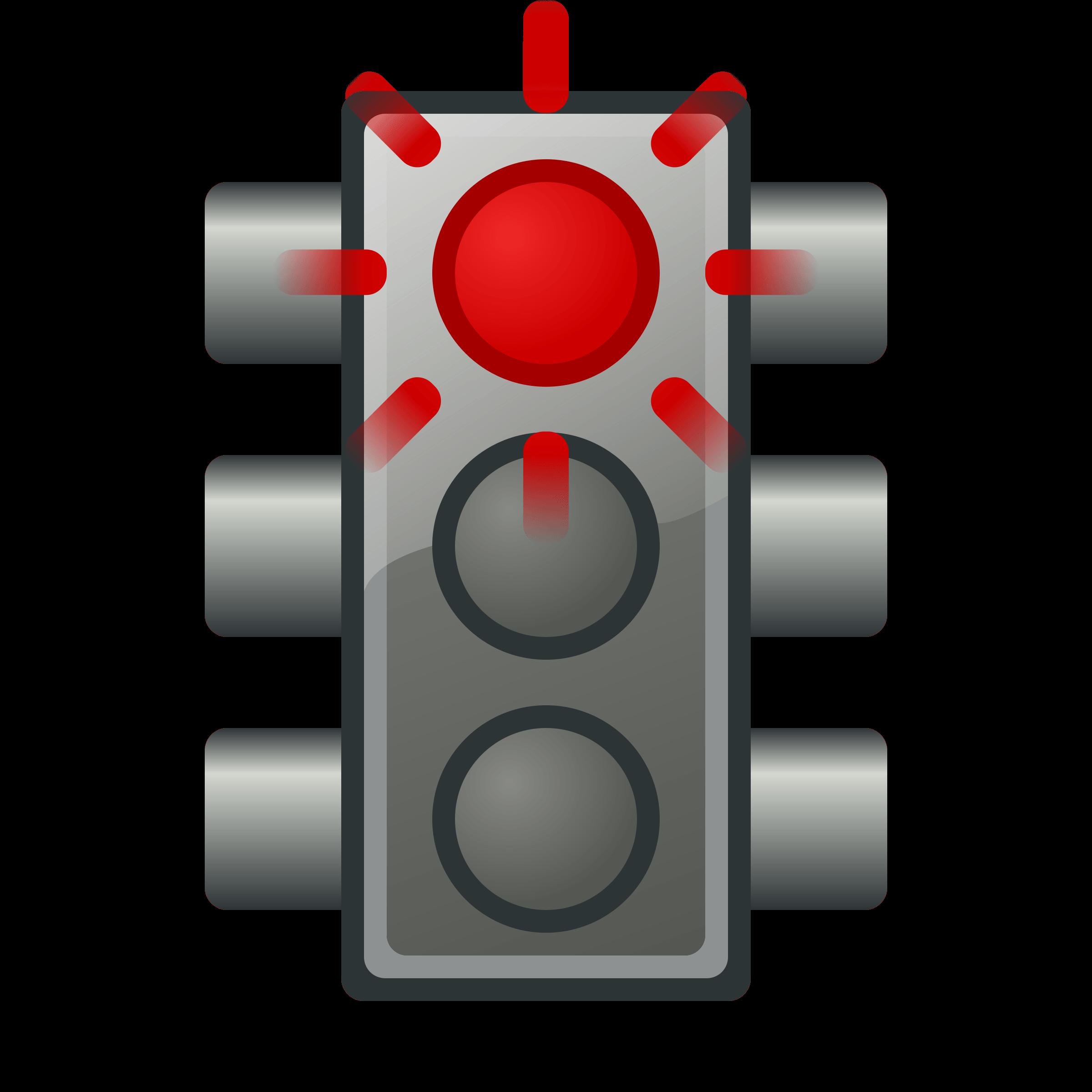 Blinking lights clipart jpg freeuse Red Light Cliparts - Cliparts Zone jpg freeuse