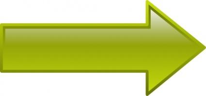 Block arrow clip art banner free download Arrow clipart block - ClipartFest banner free download