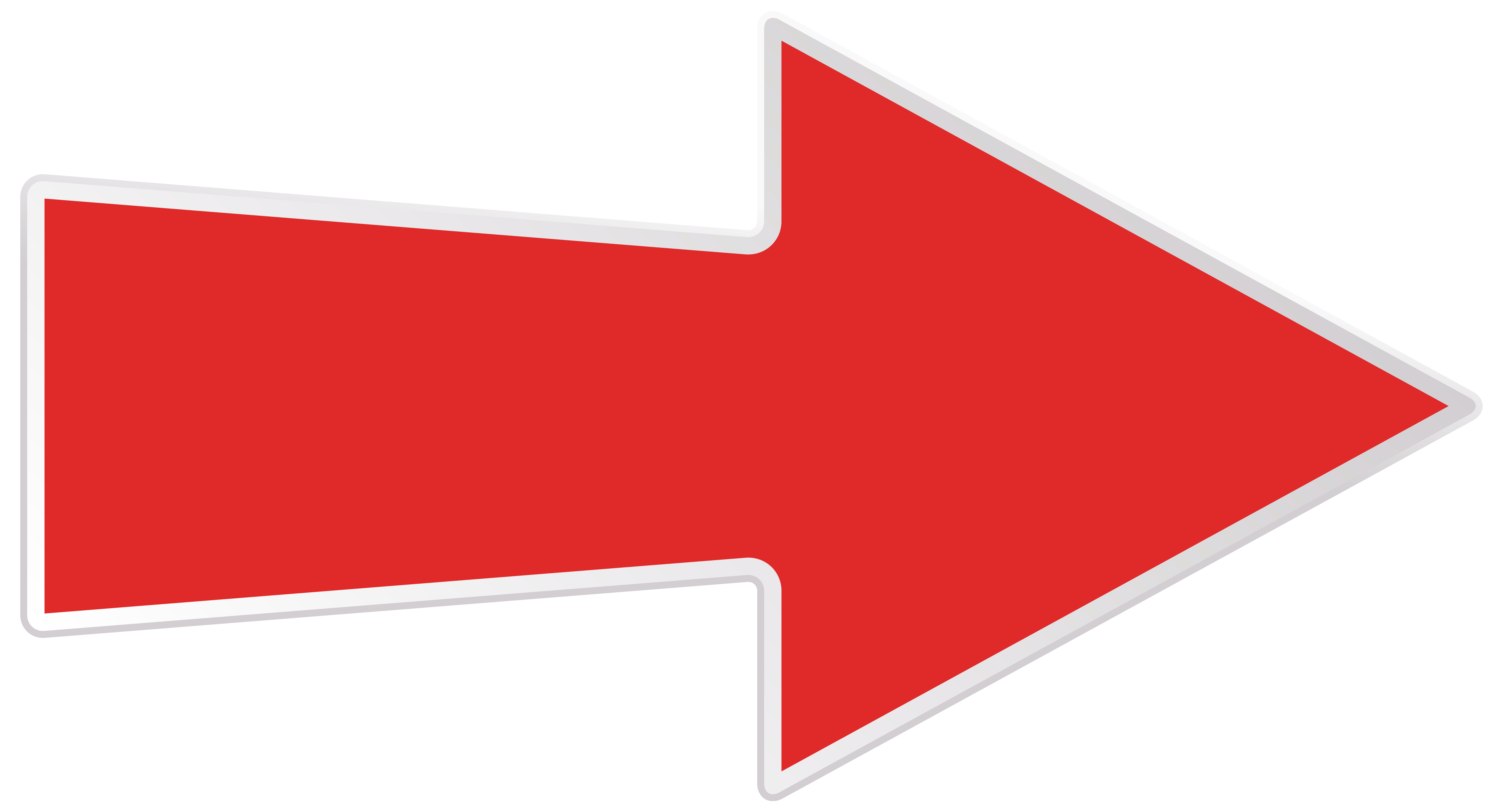 Block arrow clipart banner stock Red Right Arrow Transparent PNG Clip Art Image   Cosas que me ... banner stock