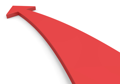 Block arrow clipart picture royalty free download The arrow / Red / oblique | Free Footage | arrow image picture royalty free download