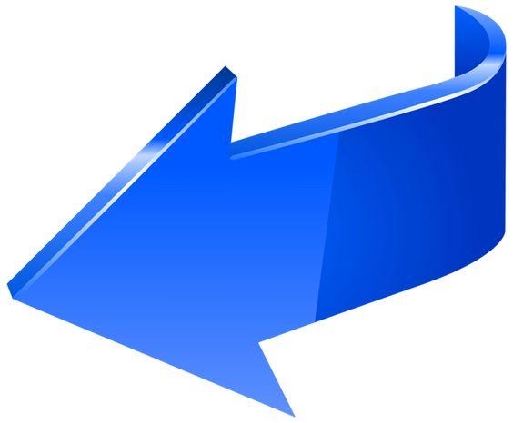 Block arrow clipart transparent royalty free Blue Arrow Left Transparent PNG Clip Art Image | arrow .ukazateli ... royalty free