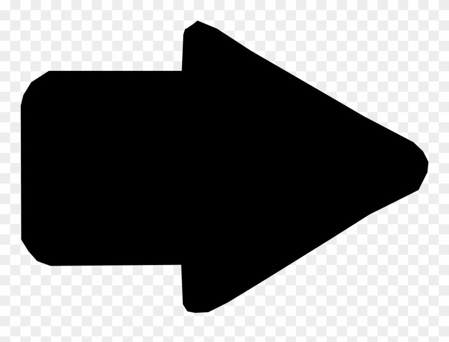 Block arrows clipart graphic download Arrows Drawing Tribal - Block Arrow .png Clipart (#431743) - PinClipart graphic download