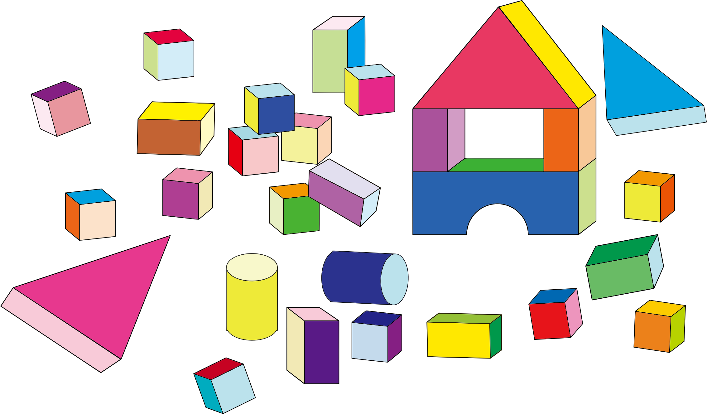 Building blocks pictures clip art image freeuse library Clipart - Building Block Toys image freeuse library