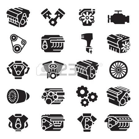 Clipartfest car engines . Block clipart motor silhouette