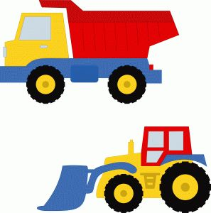 Block clipart motor silhouette picture library library 17 Best images about * Construction Vehicles, Tractor Silhouettes ... picture library library